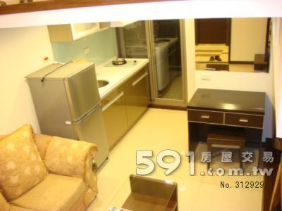 一樓廚房+冰箱+書桌組