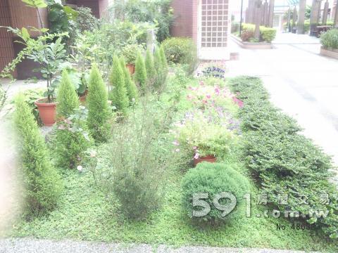 花園般的社區