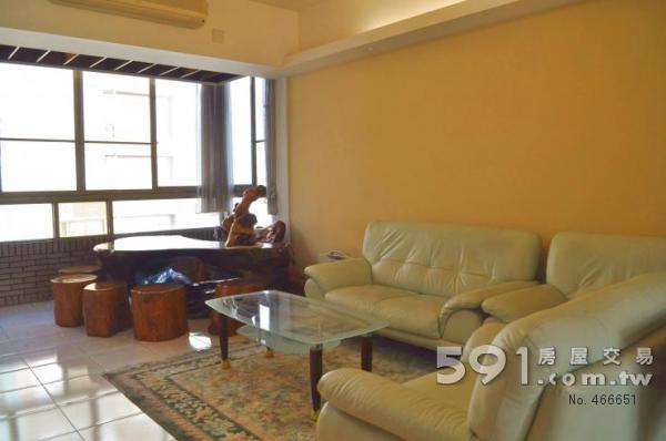客廳+進門玄關原木泡茶桌