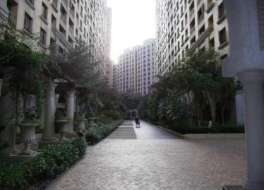 新北買屋,土城買房子,住宅出售,中庭景觀