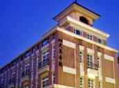 彰師大超優質感英式建築大陽台大採光套房