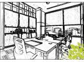 七期商務中心台灣大道勤美大墩/小型辦公室