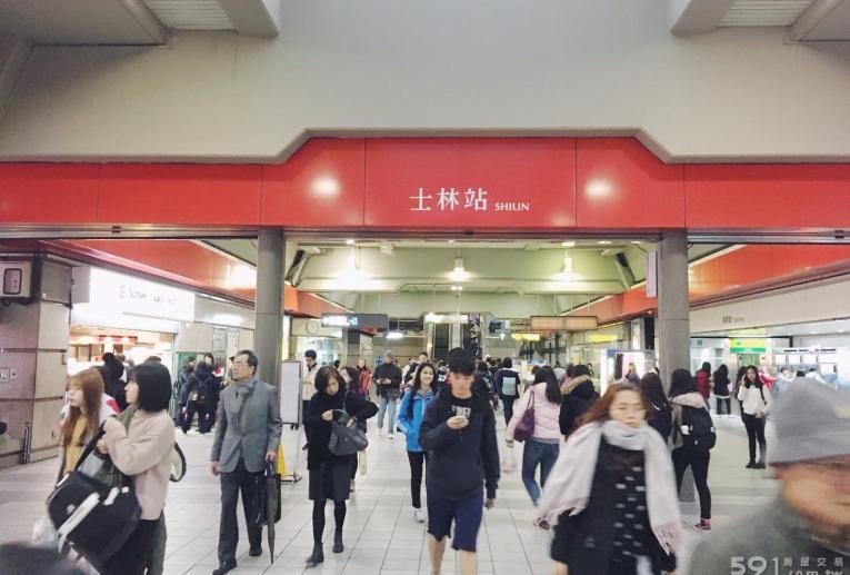 台北租屋,士林租屋,店面出租,臨士林捷運站出口